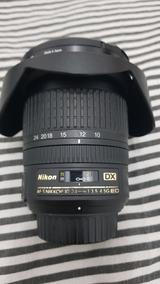 Lente Nikon 10-24 Ex Dg