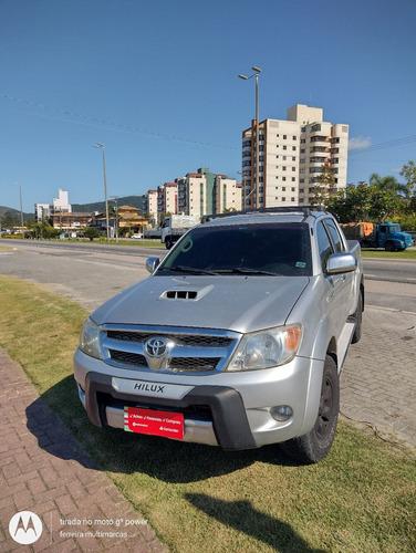 Toyota Hilux 2007 3.0 Srv Cab. Dupla 4x4 4p