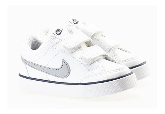 Tenis Nike, Capri 3 Ltr (tdv) Blanco, Talla 15 Y 16