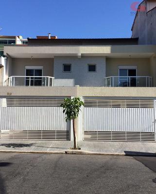 Sobrado Residencial Para Venda E Locação, Nova Petrópolis, São Bernardo Do Campo - So15830. - So15830