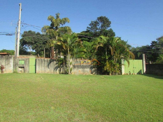 Chácara À Venda, 1761 M² Por R$ 425.000 - Condomínio Chácaras Flórida - Itu/sp - Ch0109