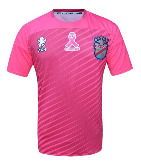 Camiseta Arsenal De Sarandi Lyon 2019 Edicion Especial
