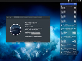 Dell Workstation T3610 Intel Xeon Hackintosh E5-2697 V2