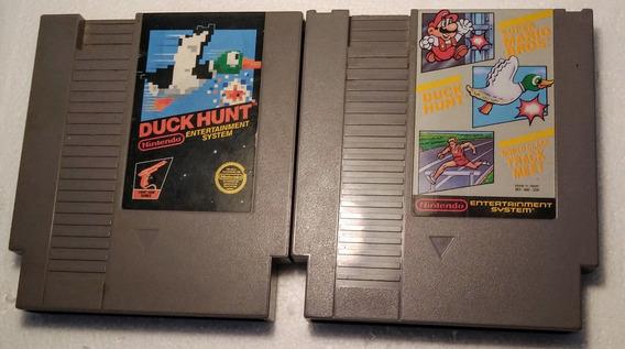 Lote Duck Hunt E 3 Em 1 Super Mario Bros Wctm Duck Hunt