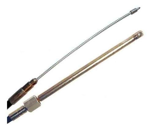 Cable De Direccion Para Caja Fayva 1000 Con 3,95m De Vaina