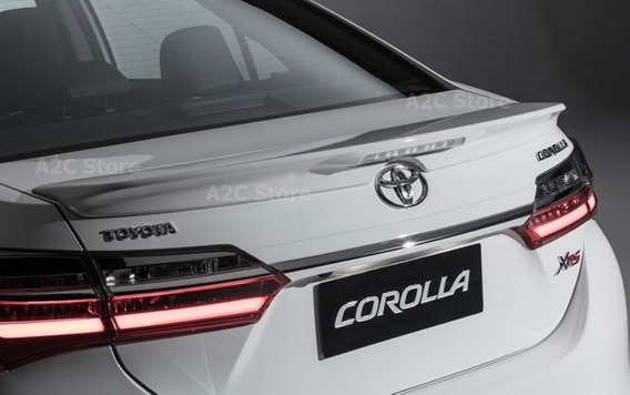 Aerofolio Toyota Corolla Xrs Break Light Led 2015 2017 2018