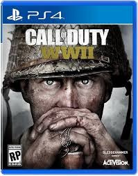 Jogo Call Of Duty Ww Ii Ps4 Português Mídia Física