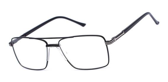 Armação Oculos Ogrife Og 364-c Masculino Com Lente Sem Grau
