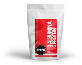 Albumina 500g - Energy Albumina Protein Original - Baunilha