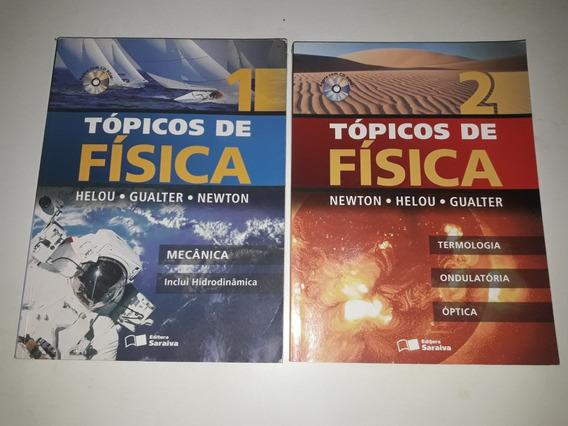 Tópicos De Física Volumes 1 E 2