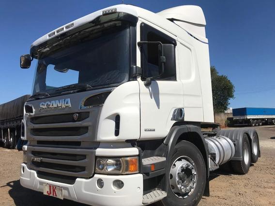 Scania P-360 Ano 2014 6x2