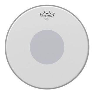 Parche Remo Emperor X Coated Black Dot 14