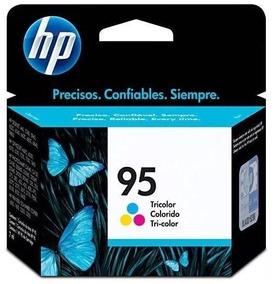 Cartucho Hp 95 C8766wl Colorido Original 7ml