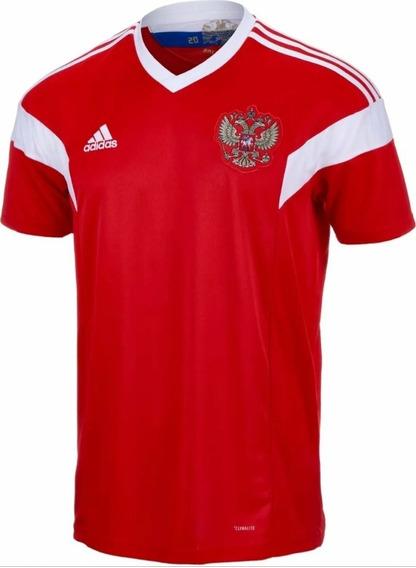 Camiseta Selección Rusia 2018
