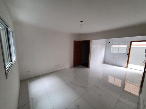 Imagem 1 de 13 de Sobrado Com 3 Dormitórios À Venda, 142 M² Por R$ 476.000 - Vila Curuçá - Santo André/sp - So1553