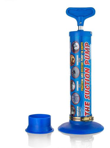 Bomba De Succión Al Vacío Para Baños, Cañerías, Lavaplatos