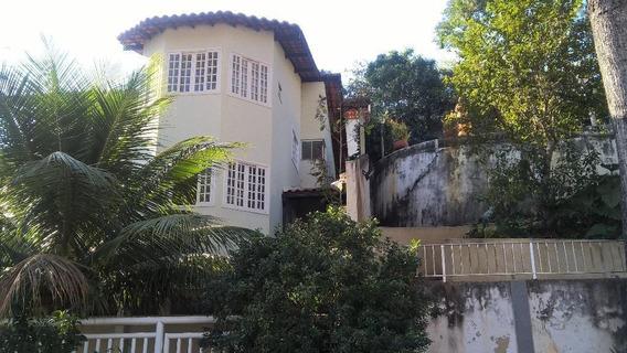 Casa Em Itaipu, Niterói/rj De 0m² 4 Quartos À Venda Por R$ 670.000,00 - Ca215579