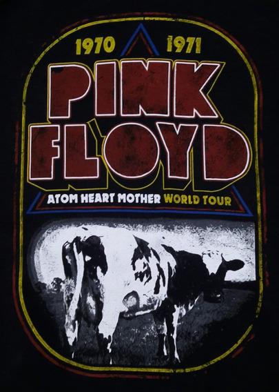 Moletom Pink Floyd Atom Tour C/capuz Chemical Cm1933