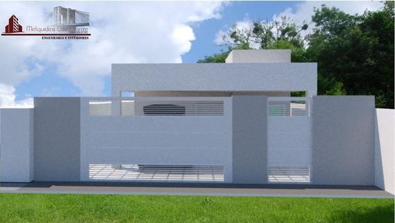 Projeto Residencia Moderna 70m²