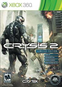 Crysis 2 P/ Xbox 360 Original Frete R$14