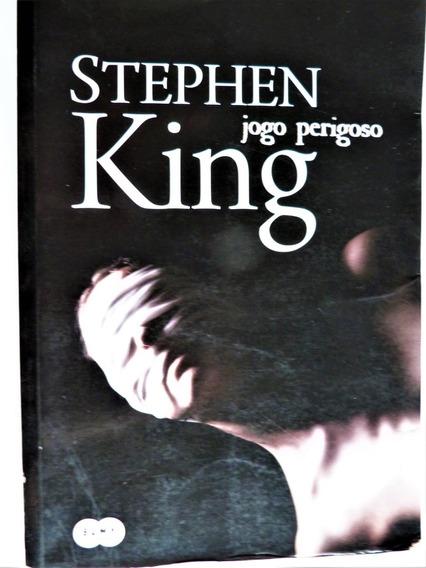 Livro: Jogo Perigoso Stephen King