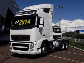Volvo Fh 460 6x2 Ano 2014