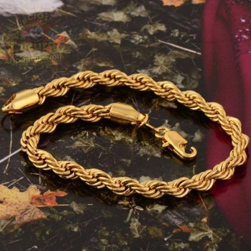 29f8529cc8bb Joyas Joyeria Esclavas De Oro Con Nombres Grabados - Joyería en ...