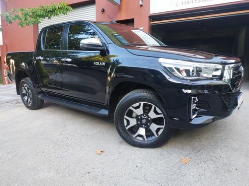 Toyota Hilux 2.8 Cd Srx 177cv 4x4 At 2019