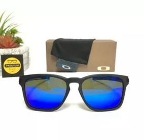 35056e67c Oculos Oakley Lente Azul Masculino Quadrado - Óculos no Mercado ...