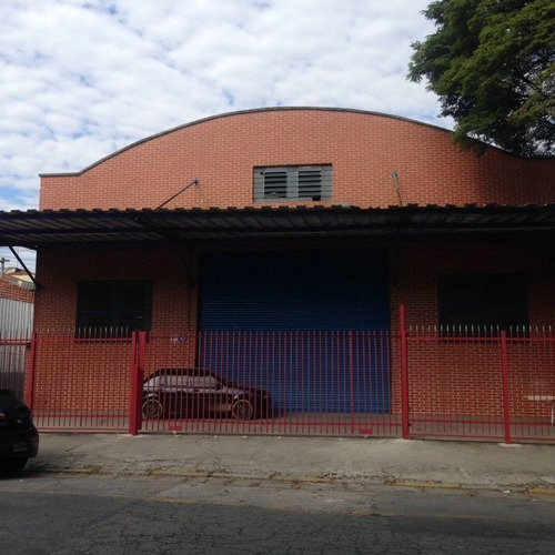Galpao Na Vila Guilherme  - Mi84540