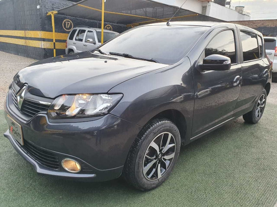 Renault Sandero Exclusive Mt 2018