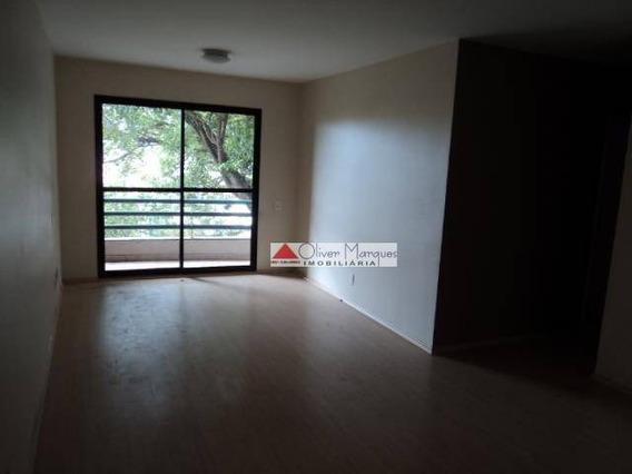 Apartamento Com 3 Dormitórios À Venda, 92 M² Por R$ 540.000,00 - Vila São Francisco - São Paulo/sp - Ap4403