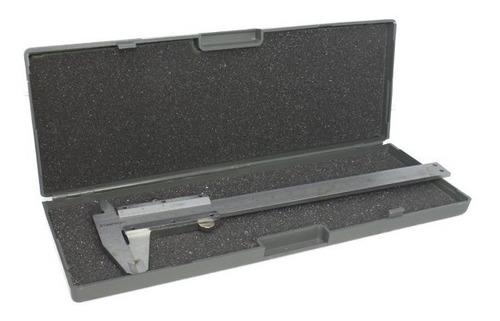 Calibrador Pie De Rey Con Acabado Cromado 0-150mm/in