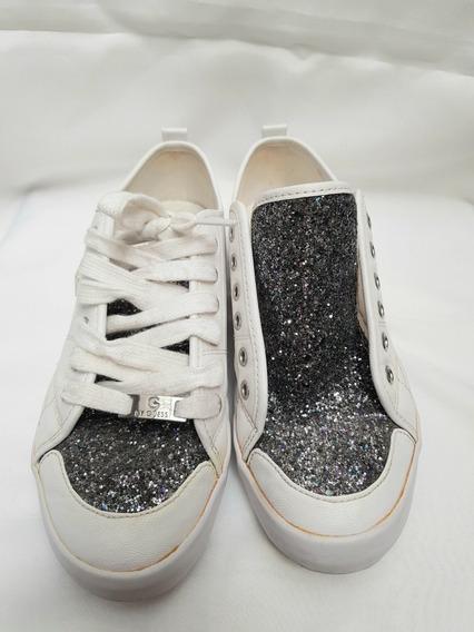 Zapatillas Guess Importadas Mujer Urbana Gucci Tommy