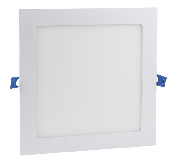 Luminária Painel Plafon Led Embutir 18w 22x22