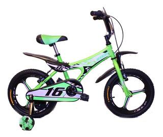 Bicicleta Bmx Slp Max R16 // Envio Gratis