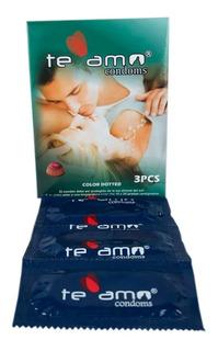 Condones Te Amo X3 A $ 1.000. Preservativos Lubricados