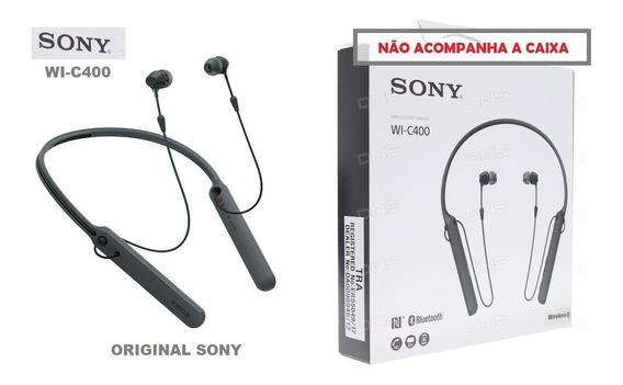 Promoção Fone Sony Wi-c400 - Sem Caixa