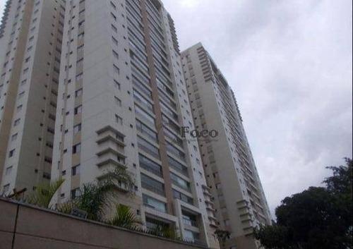 Apartamento Com 3 Dormitórios À Venda, 142 M² Por R$ 1.300.000 - Lauzane Paulista - São Paulo/sp - Ap0815
