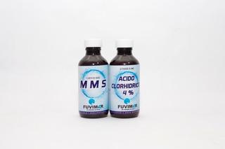 Desinfectante Domestico M&ms