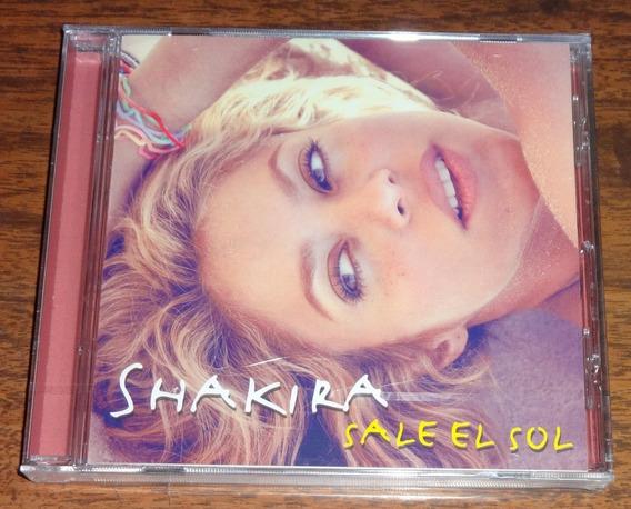 Shakira Cd Sale El Sol Edicion Alemana 16 Tracks