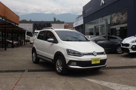 Volkswagen Cross Fox 2015 Mecánica