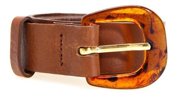 Cinturon Mini Clarke Marron Las Pepas
