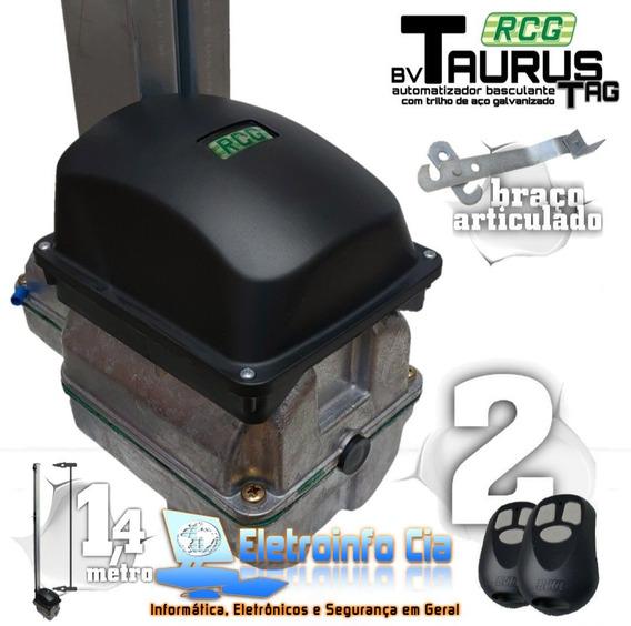 Motor Basculante 1/5 Bv Taurus Soft Tag (ferro) 14s Rcg