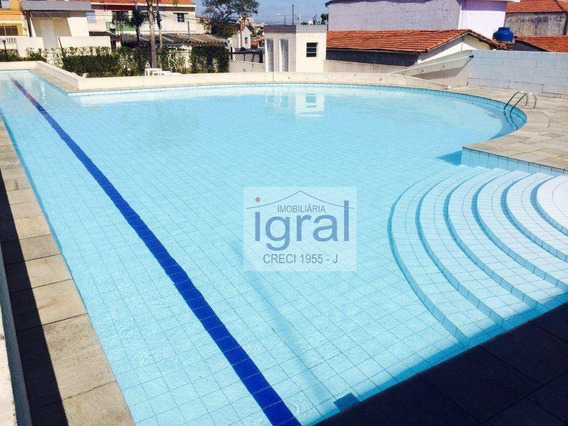 Apartamento - Residencial Jabaquara - Ap0344