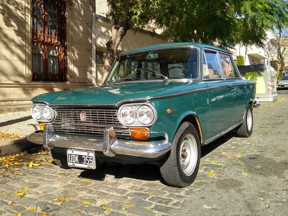Vendo Urgente! - Fiat 1500 Berlina - Impecable Estado