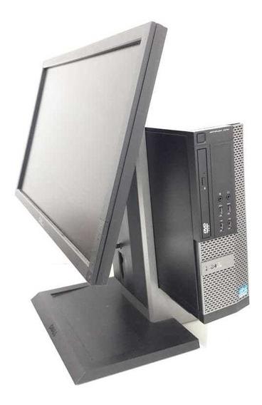 Cpu Dell Core I7 Ram 8gb Hd 500gb Win 10 Máquina Corporativa