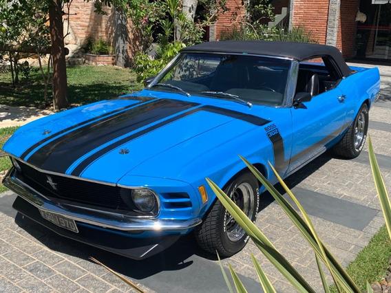 Mustang Conversível 1970