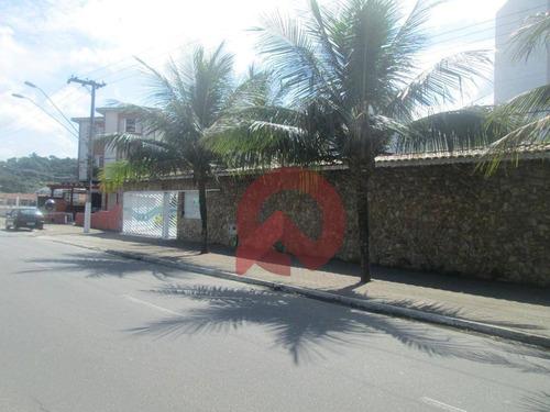 Imagem 1 de 20 de Sobrado Com 3 Dormitórios À Venda, 130 M² Por R$ 520.000,00 - Canto Do Forte - Praia Grande/sp - So0019