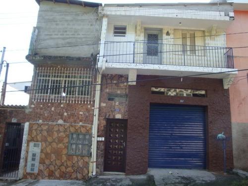 Imagem 1 de 14 de Casa P/ Renda (6 Casas + 1 Salão 46m²) Aceita Bitcoin